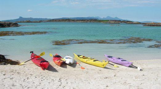 Canoe-Sit-on-top Kayak Hire